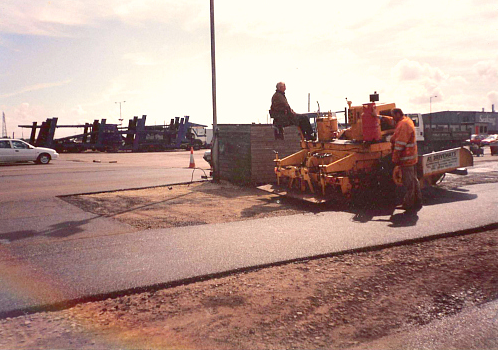 Road Surfacing Companies In Kent