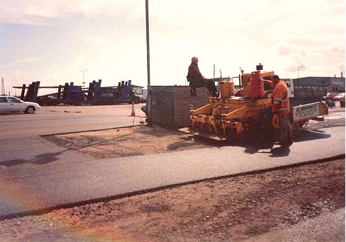 Road Surfacing Companies In Kent