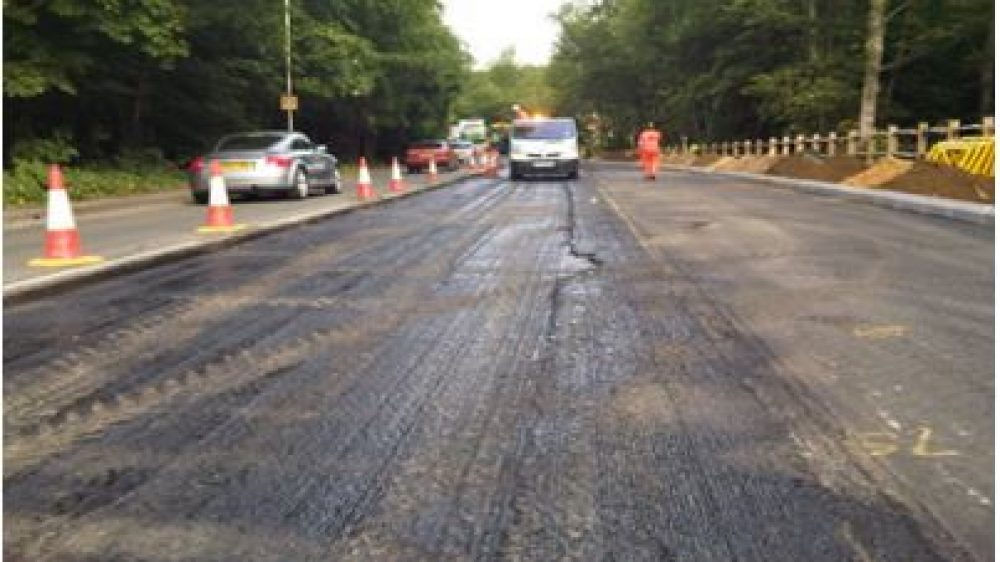 Private Road Tarmacing Surfacing Comapnies Kent And South East