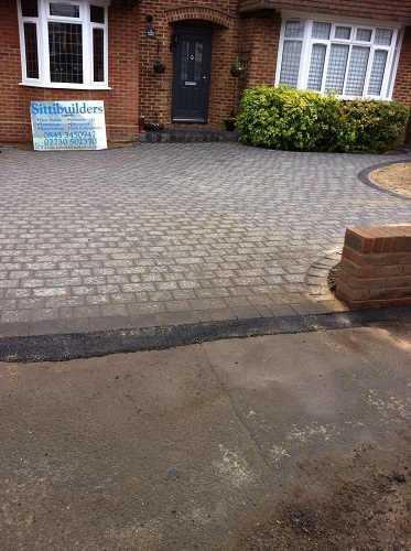 Block Paved Driveways Sittingbourne Kent