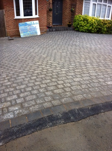 Block Paving Driveways Sittingbourne Kent