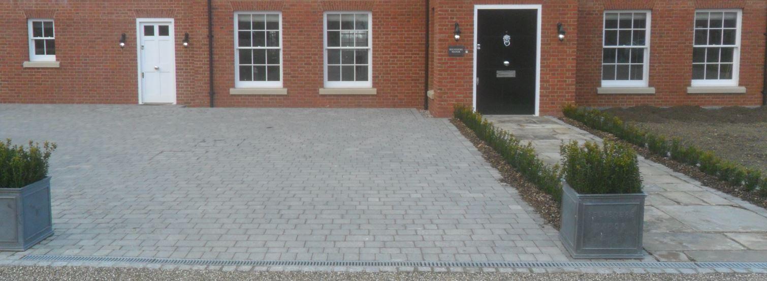 Block Paving Driveway Contractors Sittingbourne Kent