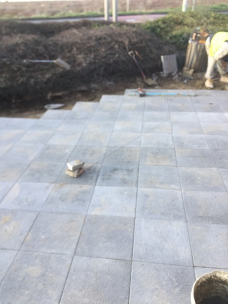 Garden Patio Contractors in Sittingbourne Kent